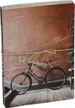 Bike Days Large Paperback Notebooks (pack of 3)
