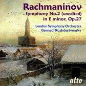 Rachmaninov: Symphony No.2 In E Min