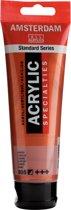 Amsterdam Standard acrylverf tube 120ml - Koper - halfdekkend