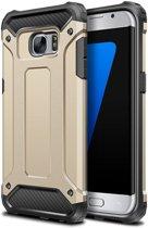 Samsung Galaxy S7 Hoesje Cool Armor Goud