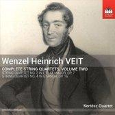 Complete String Quartets, Volume Tw