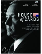 House Of Cards - Seizoen 1 t/m 4