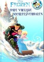 Drie vrolijke voorleesverhalen Disney Frozen