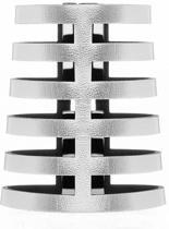 Les Soeurs Gladys Midi Armband Zilver - Medium