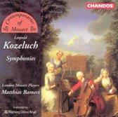 Kozeluch: Symphonies / Bamert, London Mozart Players