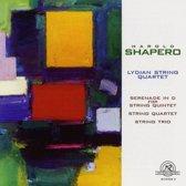 Shapero: String 4Tet, Serenade For