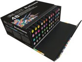 Brushmarker set 48 Winsor & Newton