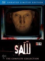 Saw collectie 1,3,4,5,6 & 7 (blu-ray)