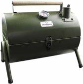 BBQ Smoker 37,5x25x38cm Groen