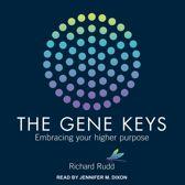 Boek cover Gene Keys van Richard Rudd