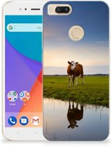Xiaomi Mi A1 TPU Hoesje Koeien