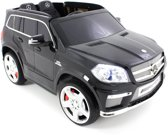 Mercedes kinderauto AMG GL63 zwart