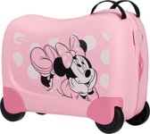 Samsonite Ride-on Kinderkoffer - Dream Rider Disney Suitcase Disney Minnie Glitter