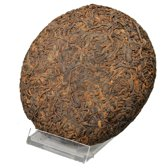 China king of Pu erh, tea cake, biologisch, 200 gram