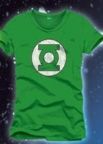 Green lantern - T-Shirt - Logo - XL