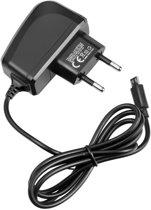 Oplader + losse micro USB kabel  telefoon / camera / ereader - 2A Blue Star Lite