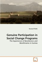 Genuine Participation in Social Change Programs