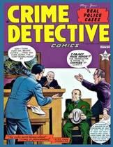 Crime Detective Comics # 8