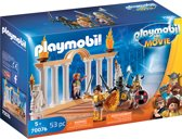 PLAYMOBIL: THE MOVIE Keizer Maximus in het Colosseum - 70076