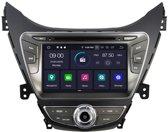Hyundai  Android 9.0 Navigatie voor Hyundai Ix45 en Santa Fe