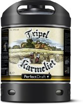 Tripel Karmeliet - Perfect draft - 1 x 6 L