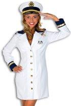 Luxe kapiteins jurkje voor dames 40 (l)