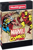 Speelkaarten Marvel Comics Retro