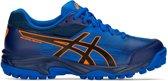 Asics Gel-Lethal Field 3 (GS) Sportschoenen - Maat 38 - Unisex - blauw/zwart/oranje