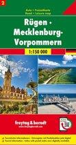 F&B Duitsland 02 - Rügen, Mecklenburg, West-Pommern