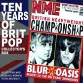 10 Years of Britpop: Collectors Box Unauthorized