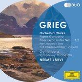 Piano Concerto, Op.16/Peer Gynt Suites (Duo Series)