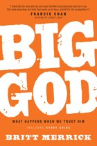 Big God with Study Guide