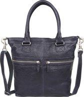 Cowboysbag Schoudertas Bag Brackley Blauw