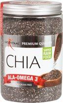 Lucovitaal Super Raw Food Chia zaden - 550 gram -Voedingssupplementen - Superfood