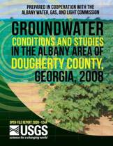 Groundwater Conditions and Studies in the Albany Area of Dougherty County, Georgia, 2008