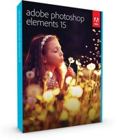 Adobe Photoshop Elements 15 - Engels - Windows / Mac