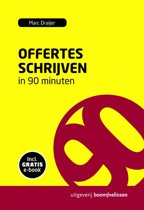 90 Minuten-reeks - Offertes schrijven in 90 minuten