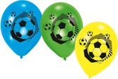 Fußball Party 2 Luftballons 6 Stück