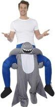 Haaienpak/Haaien verkleed kostuum instap model