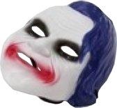 Partychimp - Joker mask plastic