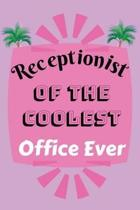 Receptionist of The Coolest Office Ever