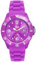 Ice-Watch Sili Forever Purple Unisex SI.PE.U.S.09 - Horloge -Paars-  43 mm