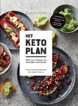 Boek cover Het Keto-plan van Julie van den Kerchove (Hardcover)