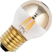 SPL Filament E27 LED Kogellamp Kopspiegel 4W=24W Extra Warmwit 2500K 360° 230VAC Dimbaar