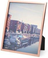 Umbra fotolijst Senza voor 20 x 25 cm - Kleur - Koper