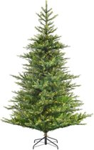 Kunstkerstboom Everlands LED Grandis Fir Green 180 cm - 390 Lampjes