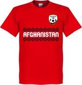 Afghanistan Team T-Shirt - XXL