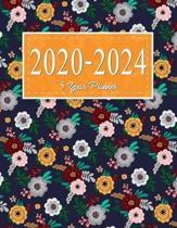 5 year planner 2020-2024