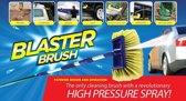 Aqua Laser Schrobborstel Blaster Brush 2 in 1