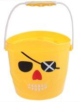 Yello Emmer Piraat 14 X 14,5 Cm Geel